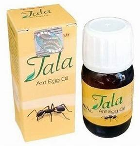 Tala Ant Egg Oil For Permanent Hair Removal Hair Oil