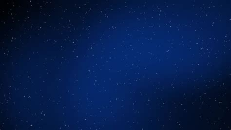 Stars Twinkle In Night Sky Stock Footage Video 743683