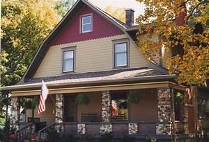 Dutch, Colonial, House, Colors