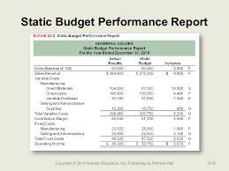 advantages    flexible budget