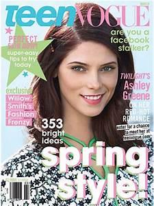 Ashley Greene Actress - Fashion Magazine Covers ...