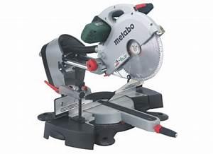 Scie A Onglet Metal : metabo scie onglet radiale kgs 315 plus 2200w ~ Melissatoandfro.com Idées de Décoration