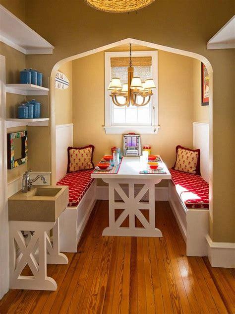 breakfast nook plans   kitchen decor