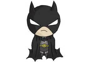 How to Draw Chibi Batman - DrawingNow