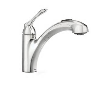 moen kitchen faucets canada banbury chrome one handle pullout kitchen faucet 87017 moen