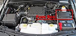 Fuse Box Diagram  U0026gt  Dodge Nitro  2007