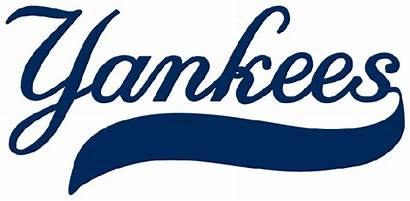 Yankees York Clipart Baseball Logos Afghan Swan