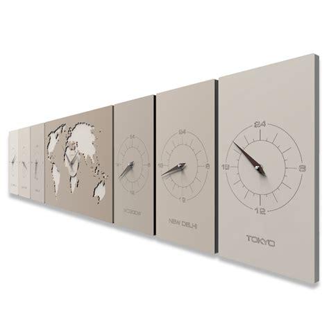 cosmo horloge murale de bureau avec les fuseaux horaires