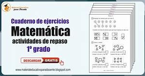 Material Educativo  Ejercicios De Matem U00e1tica Para Primer