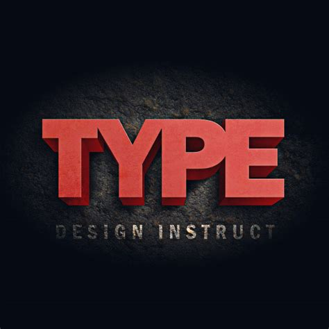 3d text effect in photoshop 15 fantastic 3d typography tutorials design inspiration psd