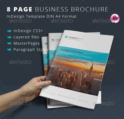 8 Page Brochure Template Free Brochure Template 8 S 1 3 60 Free Premium Psd Brochure Templates Webprecis