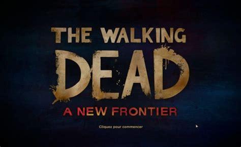 Test De The Walking Dead  A New Frontier, Captivant