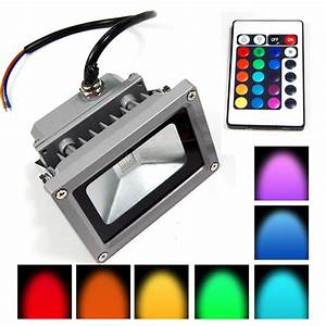 Buy led rgb flood light high brightness w price size