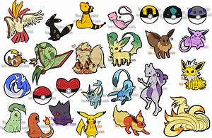 Pokemon Sticker Project Stickers Now For SALE