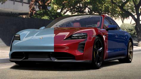 2020 Porsche Taycan: Here's How We'd Spec It