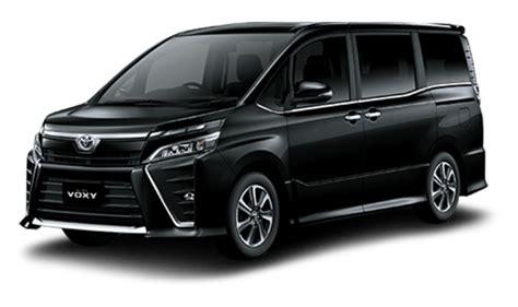 Modifikasi Toyota Voxy by New Toyota Voxy Toyota Banda Aceh