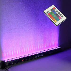 led bar 1m uplighter wall washer light dmx link rgb colour battern batten 5055839119442 ebay