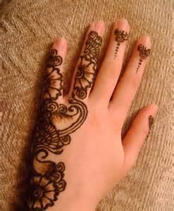 simple arabic mehendi designs - PakifashionPakifashion