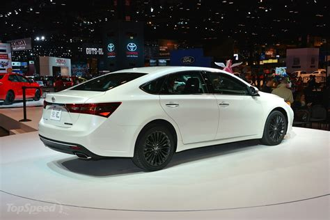 2018 Toyota Avalon Picture 617194 Car Review Top Speed