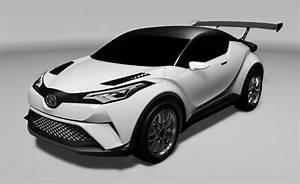 Toyota C Hr 2016 : toyota c hr to compete at 2016 nurburgring 24 hours ~ Medecine-chirurgie-esthetiques.com Avis de Voitures