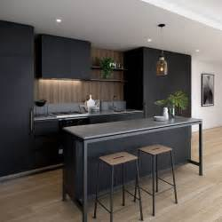 modern kitchen pictures and ideas best 25 black kitchens ideas on kitchens
