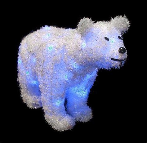 polar bear outdoor yard displays christmas wikii