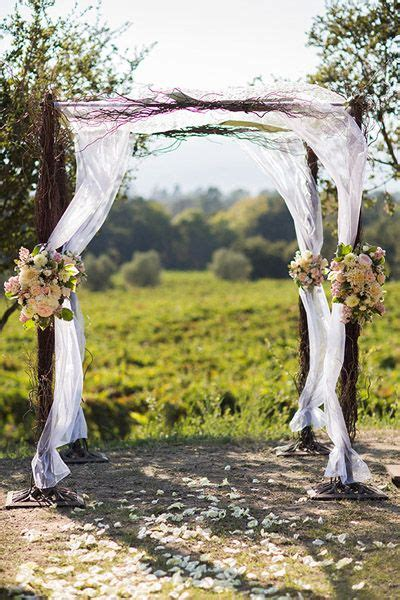 simple  elegant rustic purple wedding diy wedding