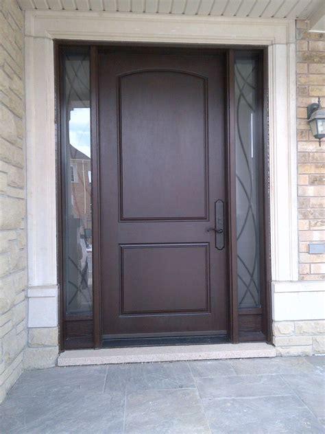 Fiberglass Front Doors by Beautiful Oversize Fiberglass Entry Door With Custom