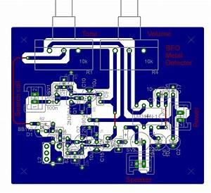 Bfo Metal Detector No2 Pcb Layout