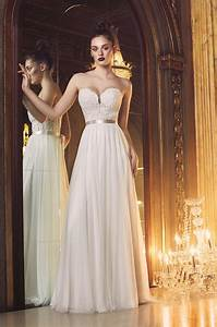 gathered tulle wedding dress style 4707 paloma blanca With paloma blanca wedding dress