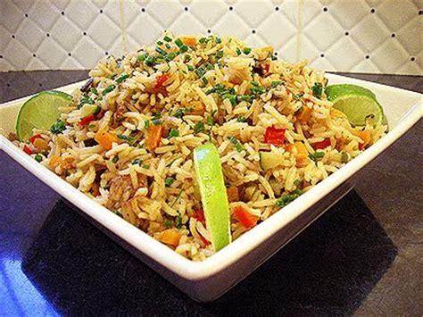 riz basmati aux petits legumes la recette facile par