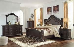 Pc, Wellsbrook, Bedroom, Set, Signature, Design, By, Ashley, Product