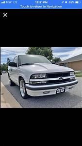 2001 Chevy S10 Blazer  5 7l Vortec W   5 Speed  For Sale In