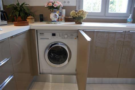 cuisine avec lave linge lave linge photo 6 11 pas d 39 autre possibilité pour