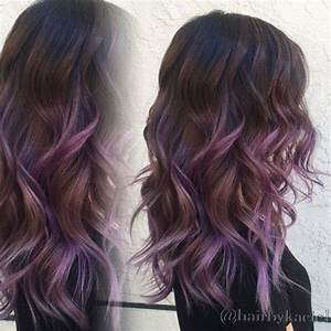 Top 20 Hair Color Ideas For Brown    Black Hair You