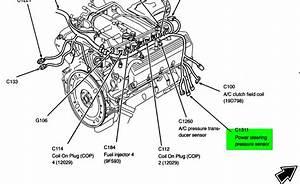 2001 Caravan Power Steering System Diagrams
