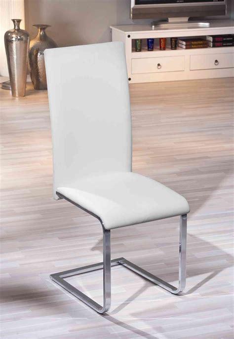 En recherche d'une salle à manger design ? chaise blanche design salle a manger | Idées de Décoration ...