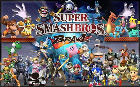 Super Smash Bros For Wii U And 3ds Nintendo Would Like To