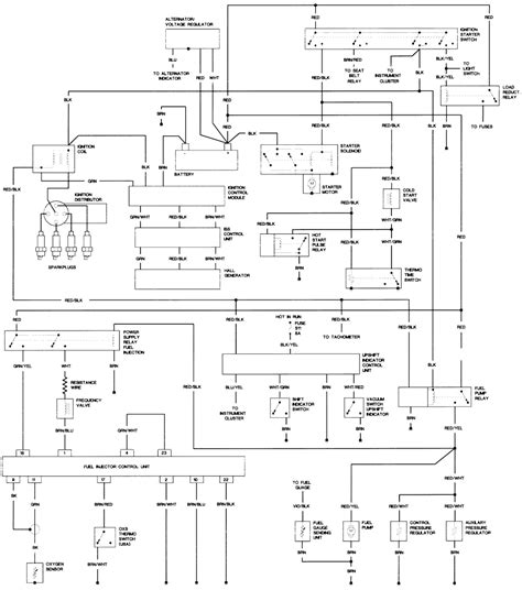 89 Peterbilt 379 Wiring Diagram by Repair Guides Wiring Diagrams Wiring Diagrams