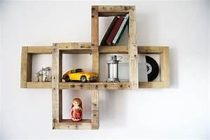 Etagere Murale Tv : etagere murale selvie yvar design mobilier ecodesign ~ Teatrodelosmanantiales.com Idées de Décoration