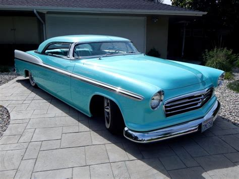 1956 Chrysler Windsor Custom By Richard Zocchi  Art Himsl