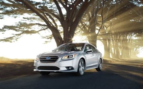 2019 Subaru Legacy Gets New Platform And Engines, Better