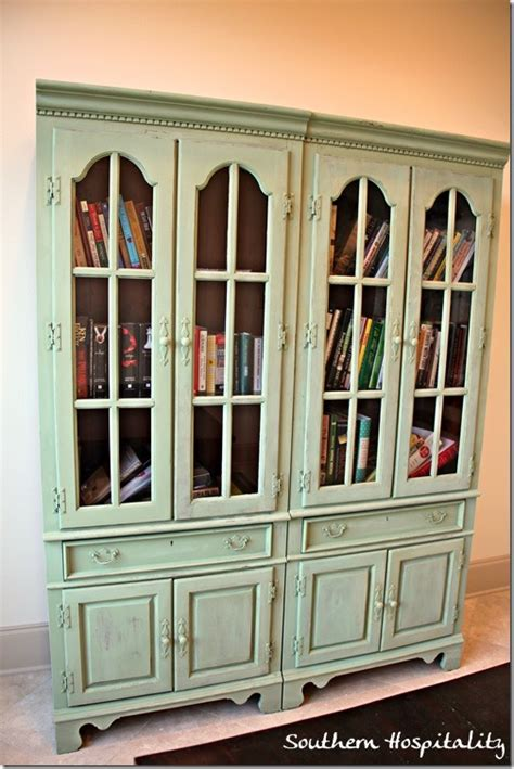Painting A Bookcase Miss Mustard Seed's Milk Paint