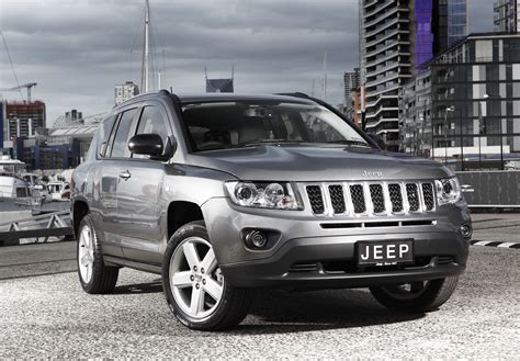 Review Jeep Compass by Jeep Compass Review Caradvice