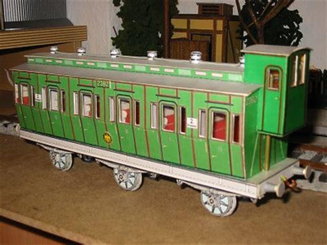 kartonmodellbau  vollendung modellbahn forum fuer