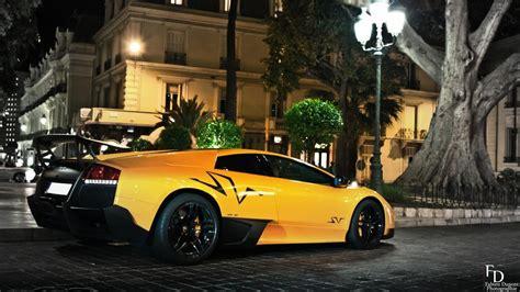 Lamborghini Murciélago Lp670-4 Sv Wallpaper