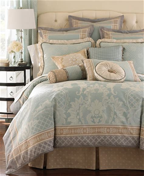 closeout waterford connelly bedding collection bedding collections bed bath macys