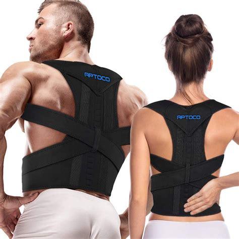 Best Full Magnetic Back Brace For Posture [2021 ...