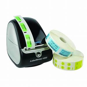 Dymo label writer 450 for Dymo label stickers
