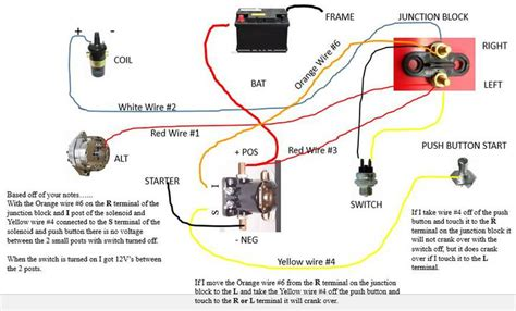 Ford Starter Solenoid Wiring Basic Electrical